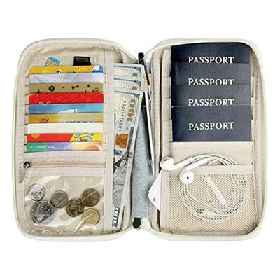 Fundas para pasaporte - La Tienda del Viajero